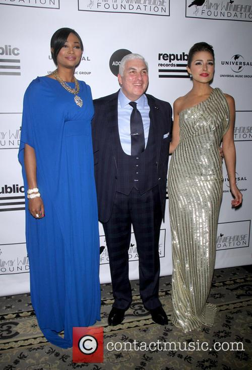 Nana Meriwether, Mitch Winehouse and Olivia Culpo 4