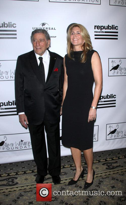 Tony Bennett and Susan Crow 6