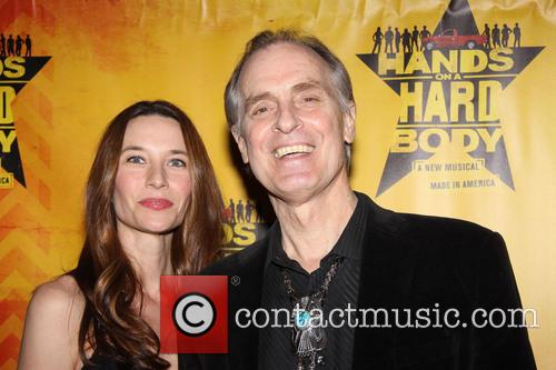 Keith Carradine and Hayley Dumond 4