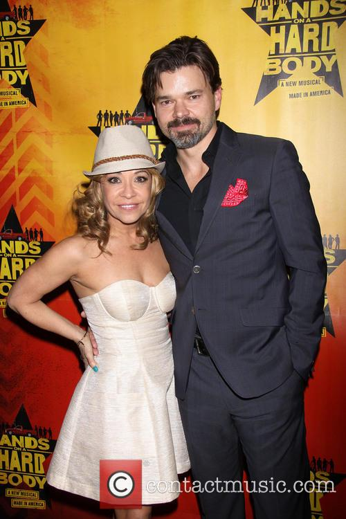 Hunter Foster and Jennifer Cody 4