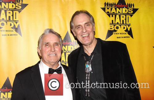 Jd Drew and Keith Carradine 1