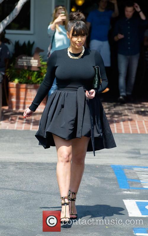 kim kardashian kim kardashian leaving fred segal 3570709
