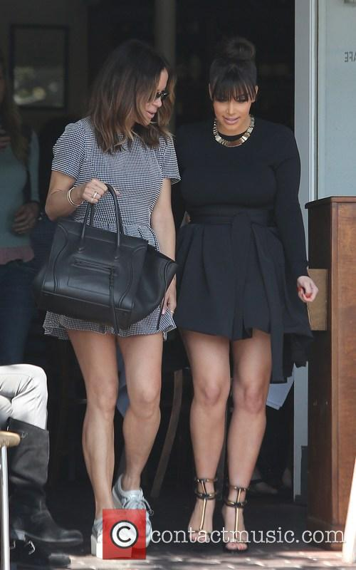Kim Kardashian and Robin Antin 15