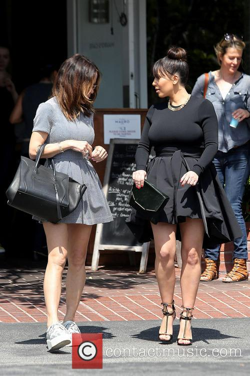 Robin Antin and Kim Kardashian 8