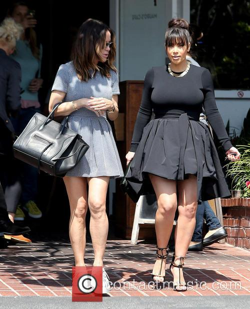 Robin Antin and Kim Kardashian 11