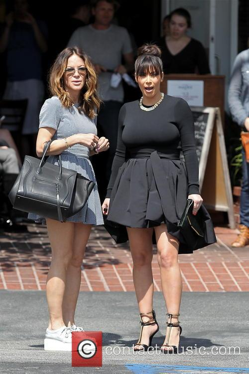 Kim Kardashian and Robin Antin 23