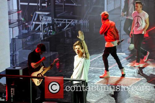 One Direction, Niall Horan, Liam Payne, Harry Styles, LG Arena