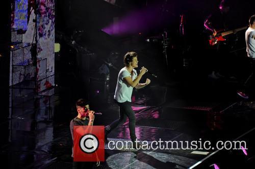 One Direction, Zayn Malik and Harry Styles 1