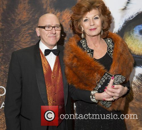 Rula Lenska and Guest