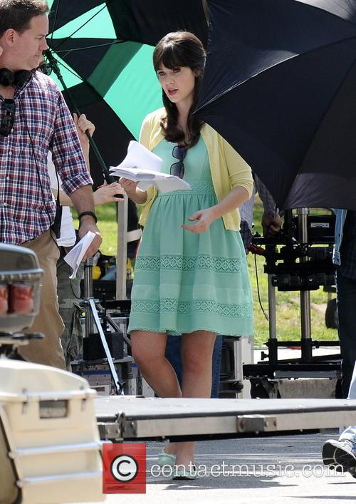 Zooey Deschanel, Zooey Deschanell