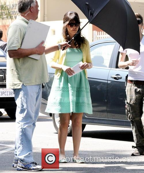 Zooey Deschanel and Zooey Deschanell 8