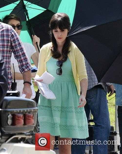 Zooey Deschanel and Zooey Deschanell 10