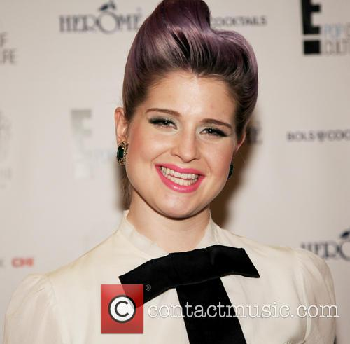 Kelly Osbourne attends E's Fashion Police photocall