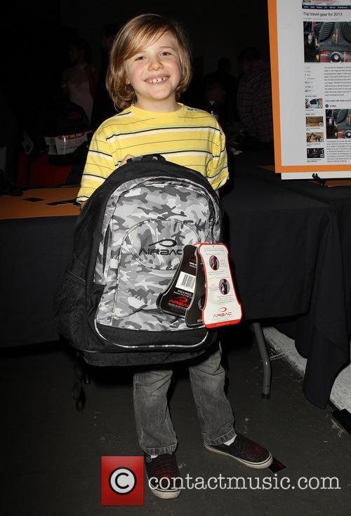 Kids Choice Awards Celebrity Gift Suite