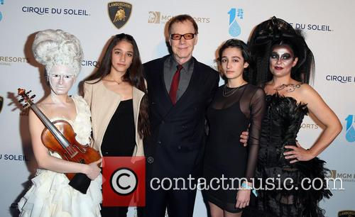 Danny Elfman and Cirque Performers 2