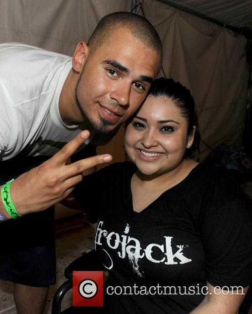afrojack djs and guests at ultra music 3571865