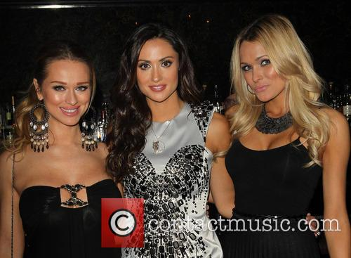 Katarina Van Derham, Katie Cleary and Holly Dorrough 6