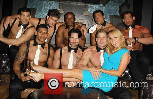 Men Of The Strip and Alana Curry 4