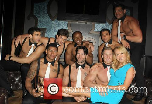 Men Of The Strip and Alana Curry 9
