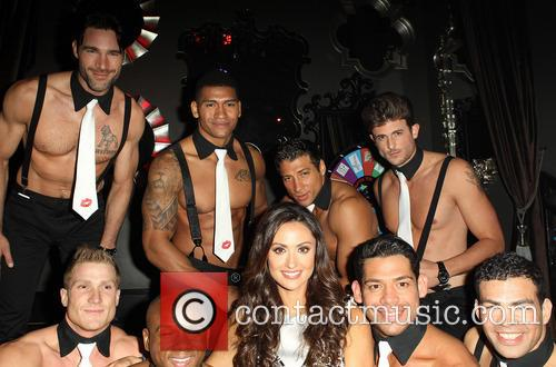 Men Of The Strip and Katie Cleary 7