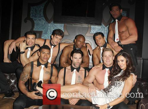 Men Of The Strip and Katie Cleary 8
