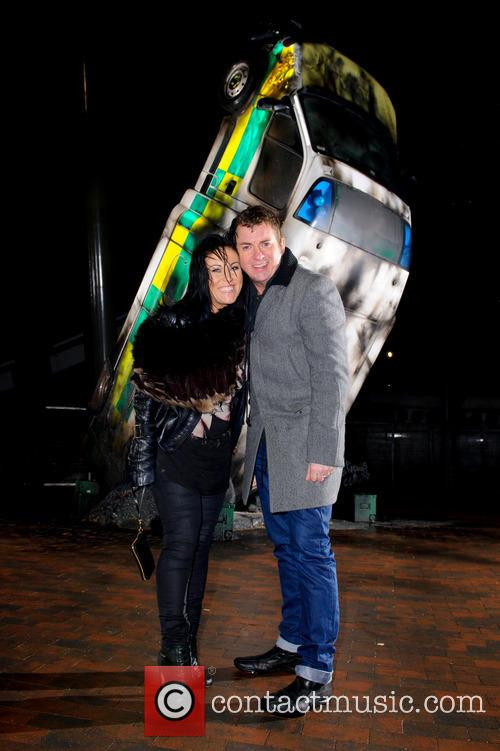Shane Richie and Jessie Wallace 3