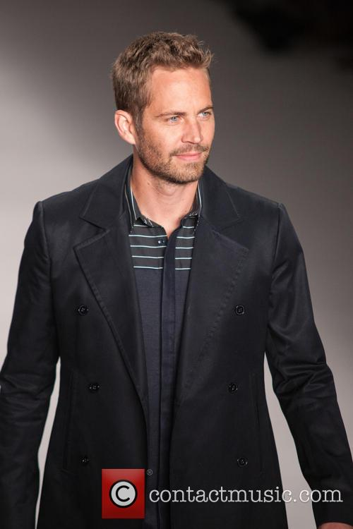 Paul Walker, Sao Paulo Fashion Week