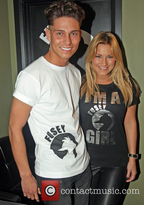 Joey Essex and Sam Faiers 9
