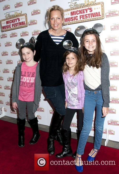 Ali Wentworth and Family 1