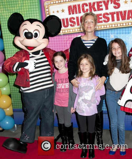 Ali Wentworth and Family 5