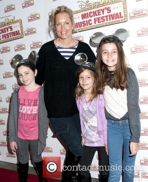 Ali Wentworth and Family 6