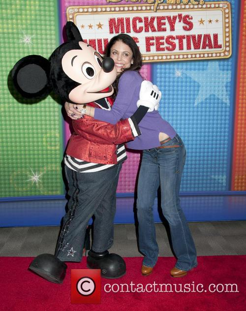 Bethenny Frankel, Disney, Madison Square Garden