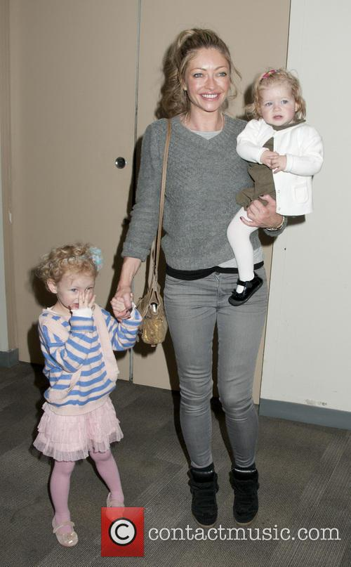 Rebecca Gayheart, Georgia Dane and Billie Beatrice Dane 3