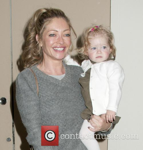 Rebecca Gayheart and Georgia Dane 4