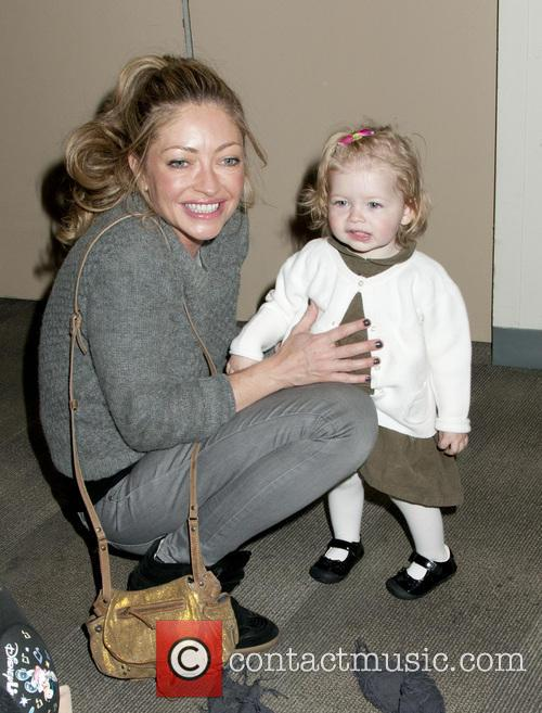 Rebecca Gayheart and Georgia Dane 1
