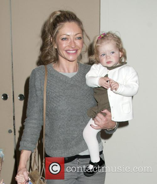 Rebecca Gayheart and Georgia Dane 7