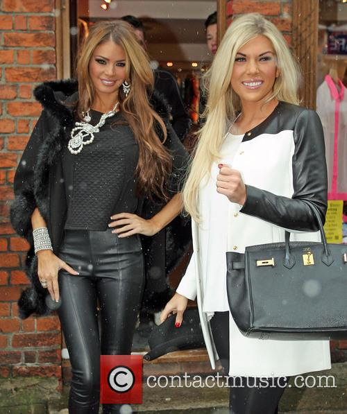 Frankie Essex and Chloe Sims 3