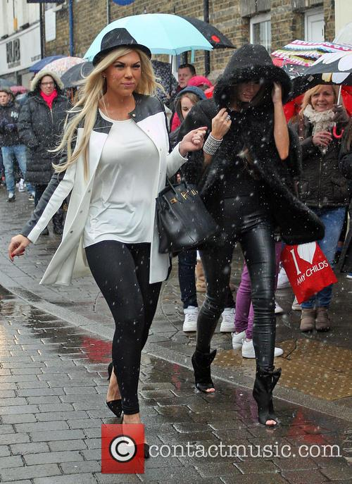 Frankie Essex and Chloe Sims 1