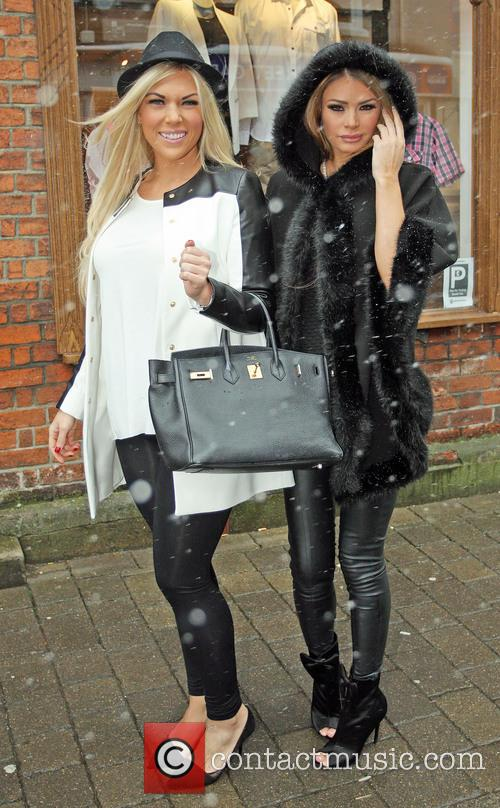 Frankie Essex and Chloe Sims 5