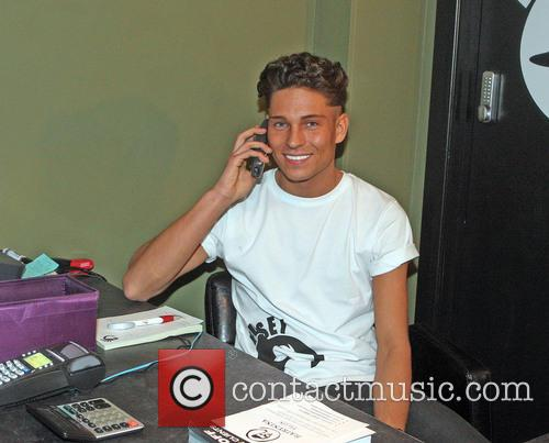 The store launch of Joey Essex's new fashion boutique 'Fusey'