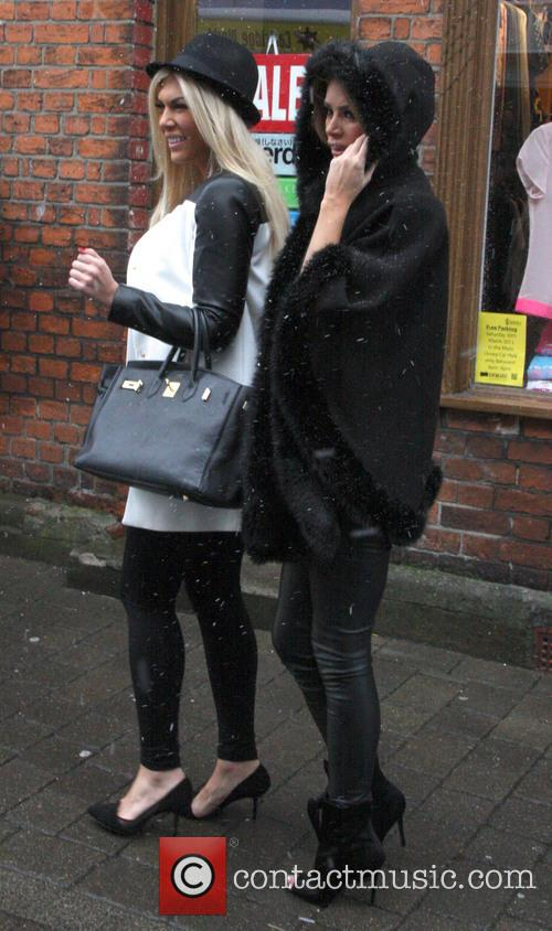 Chloe Sims and Frankie Essex 1