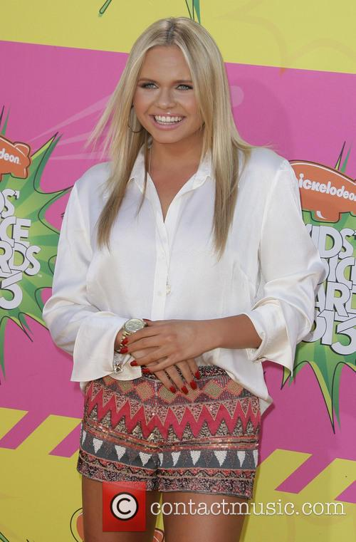 Alli Simpson, USC's Galen Center