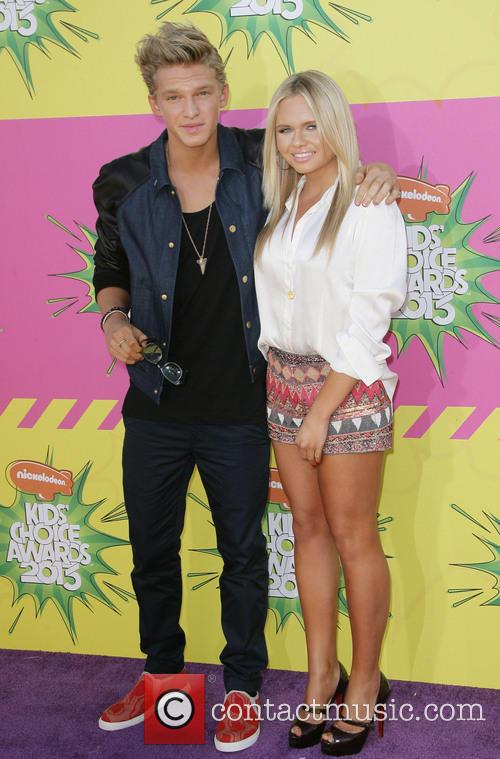 Cody Simpson and Alli Simpson 2