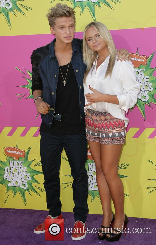 Cody Simpson and Alli Simpson 7