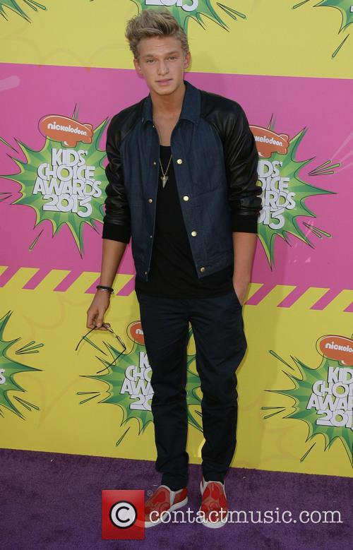 cody simpson nickelodeons 26th annual kids choice 3572746