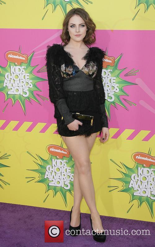 Elizabeth Gillies 1
