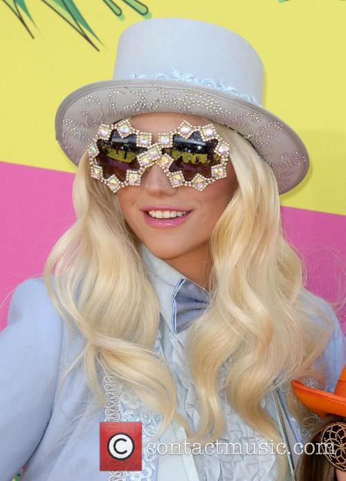 kesha nickelodeons 26th annual kids choice awards 3572154