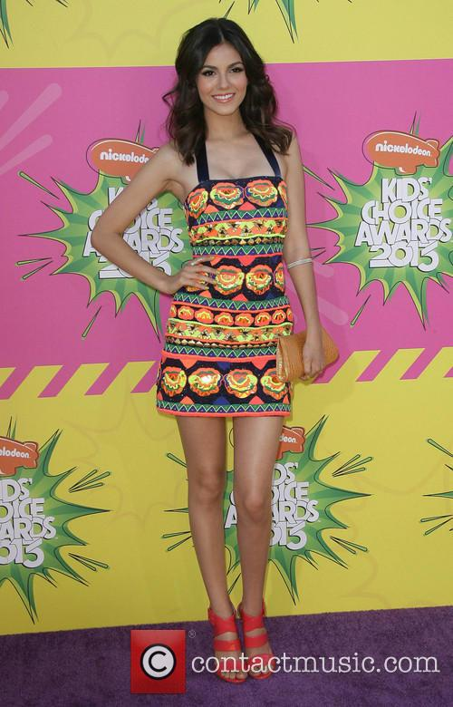 victoria justice nickelodeons 26th annual kids choice 3572171
