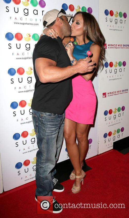 Joe Gorga and Melissa Gorga 1