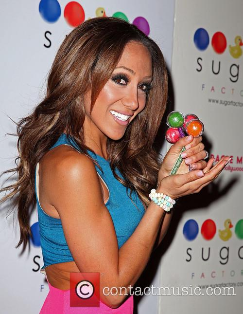 Melissa Gorga At Sugar Factory